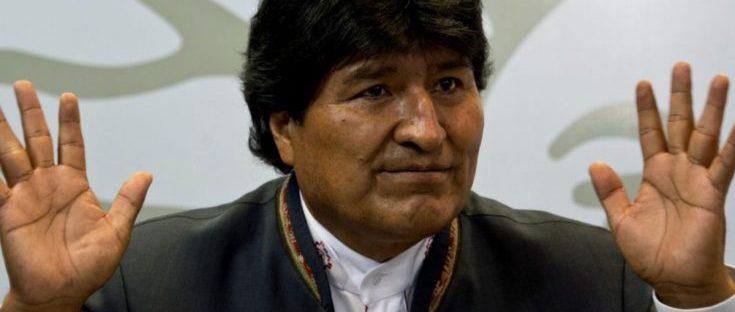 Bolivia votó No a la repostulación de Evo Morales