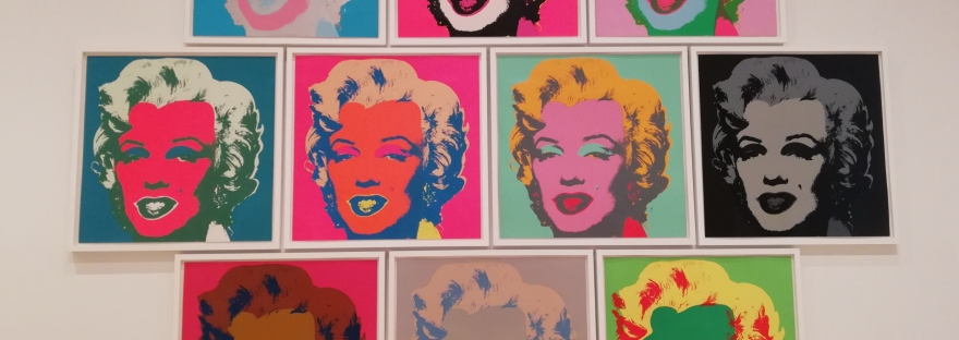Andy Warhol's Marylin