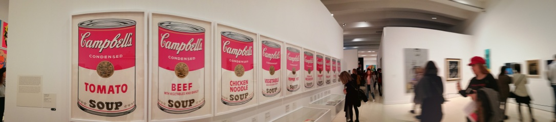 Sopas Campbell's - Andy Warhol