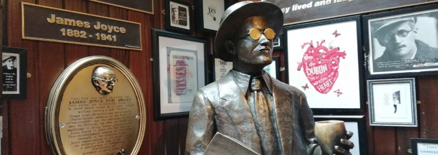 Claves de James Joyce para vivir contento