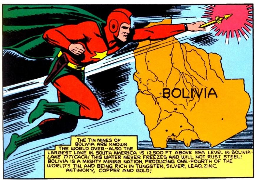 "Justice Society of America: ""Hemisphere Defense"""