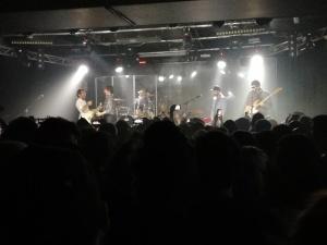 Concierto del 'Cuarteto de Nos' en Madrid