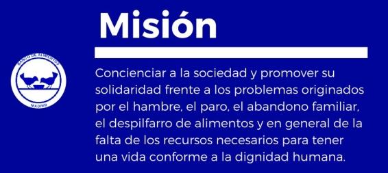 Misión Banco de Alimentos Madrid