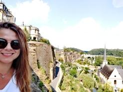 Mi viaje a Luxemburgo