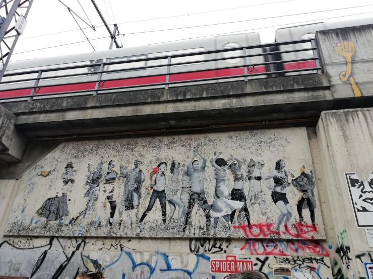 Arte Callejero en Berlín