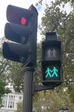 Semáforos LGTB