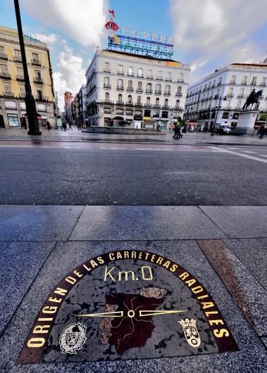 El temible KM 0 de Madrid