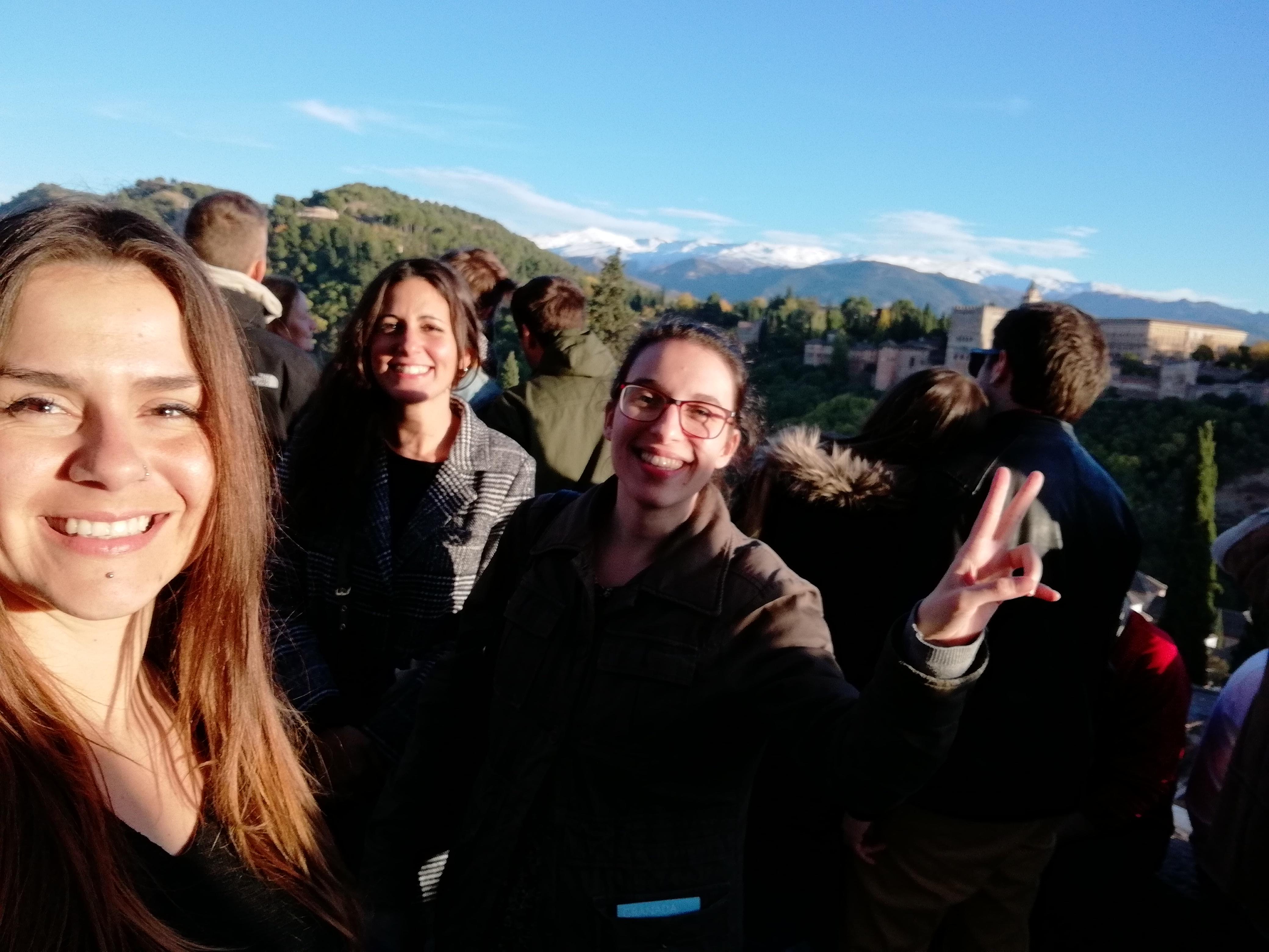 Tarántulas en Granada