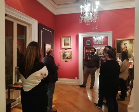 Visita guiada por Carlos Navarro - Museo del Romanticismo