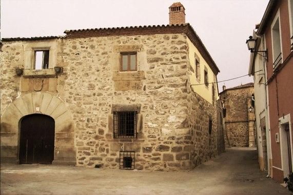 Exteriorde la Casa del Conde- Santa Cruz de la Sierra España