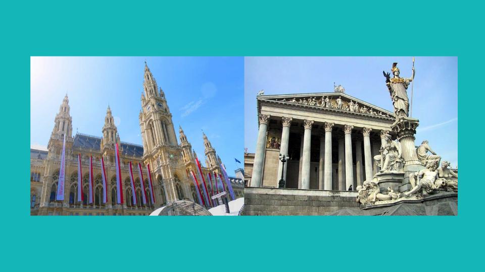 El Parlamento y El Ayuntamiento