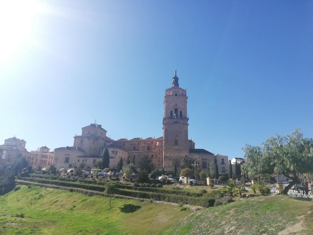 Iglesia de Guadix
